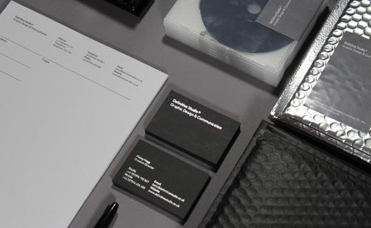 Studio Branding   Definitive Studio®   Graphic Design & Communication - Scottish Borders