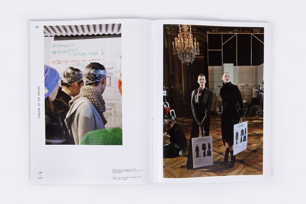 Fashion and Design in the making, a book for Mode And Design Center.