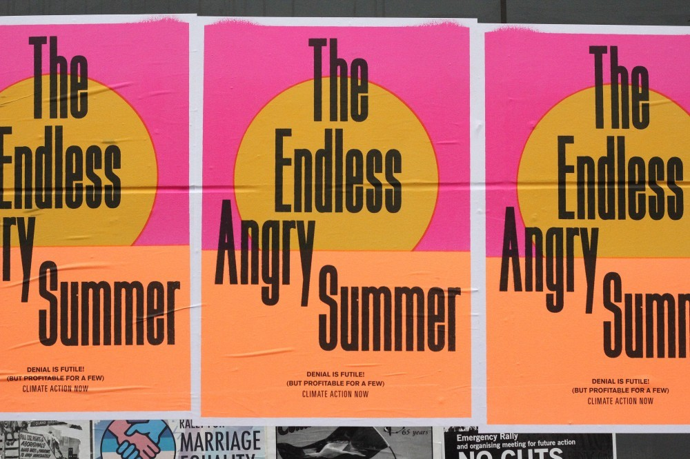 The Endless Angry Summer / Inkahoots