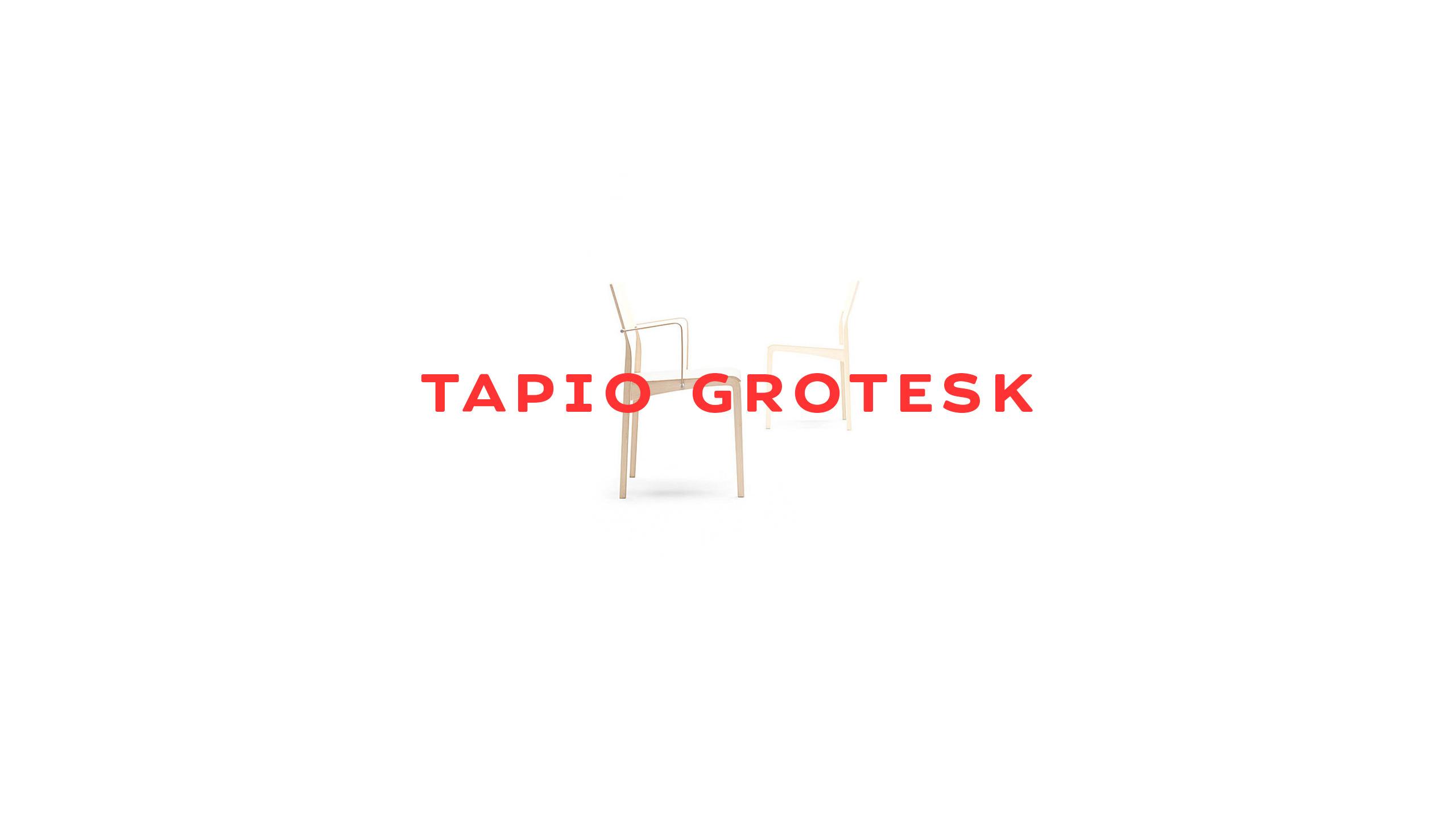 Tapio Grotesk – Schick Toikka