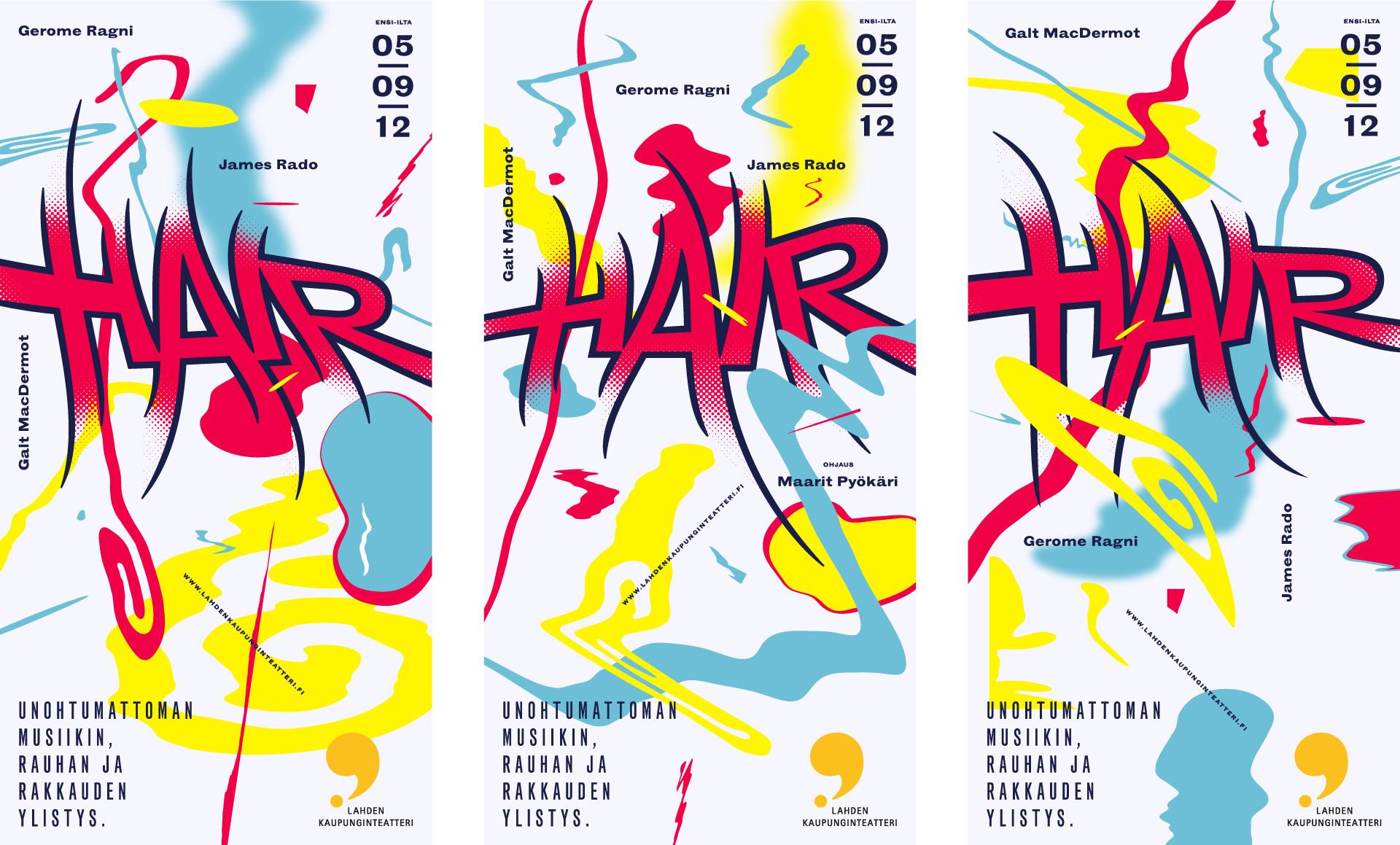 Hair Musical – Schick Toikka