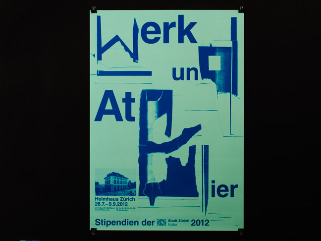 ATLAS, studio for graphic design, Zurich/Switzerland