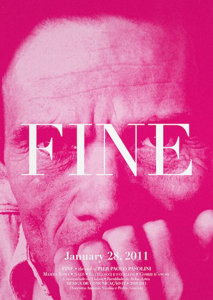 2011 — Fine - Andrea Evangelista