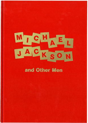 Fraser Muggeridge studio: Dawn Mellor - Michael Jackson and Other Men, Studio Voltaire 2011