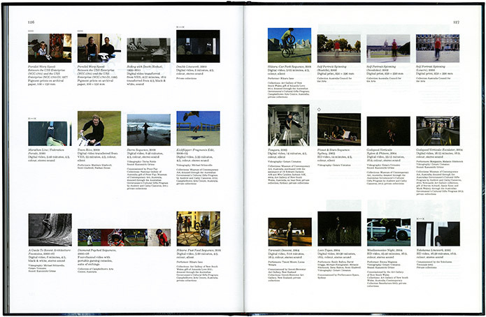 Fraser Muggeridge studio: Shaun Gladwell - Cycles of Radical Will, De La Warr Pavilion 2013