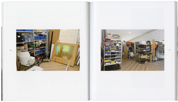 Fraser Muggeridge studio: Klara Lidén, Serpentine Gallery 2010
