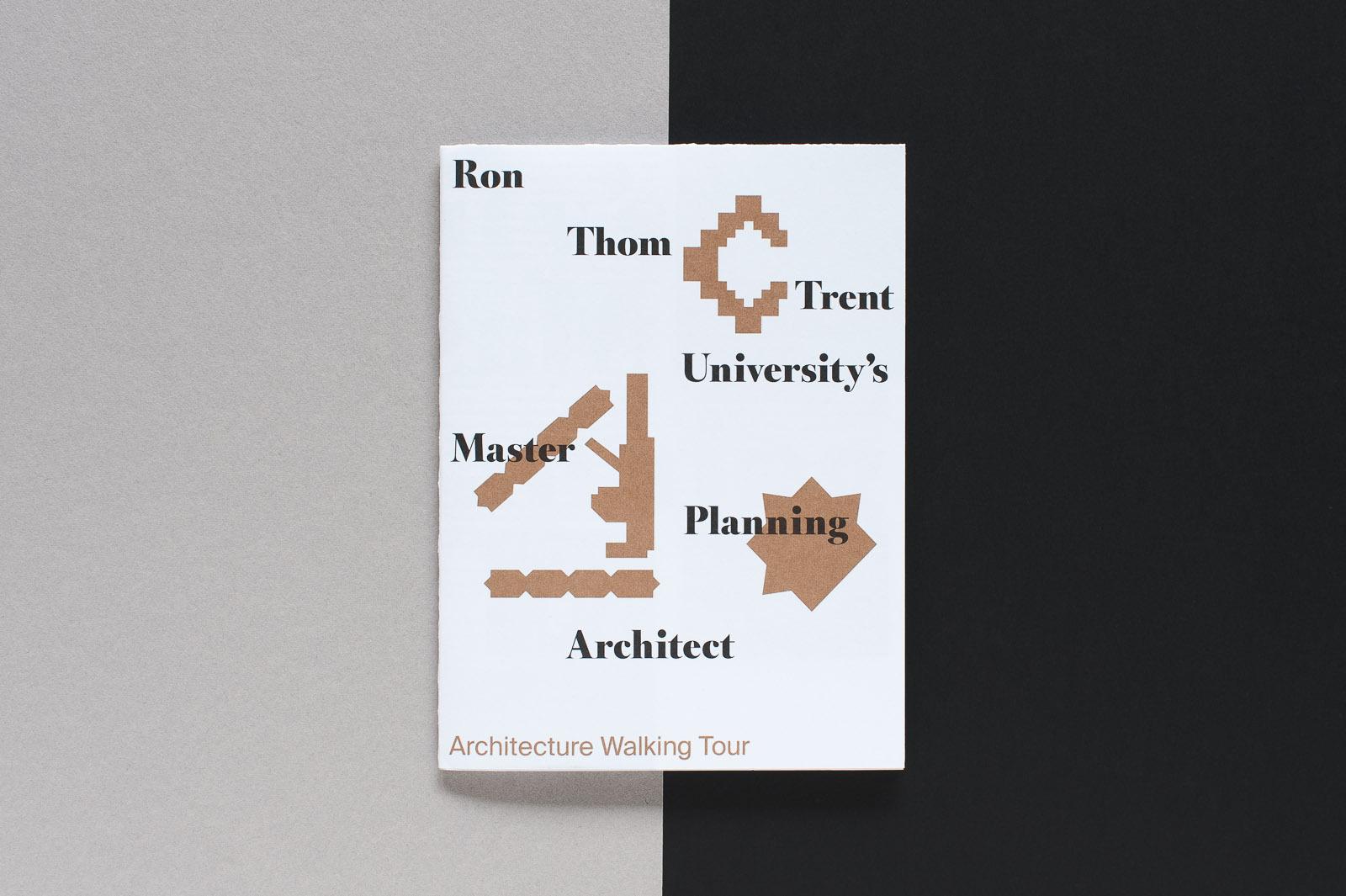 Trent University Architecture Walking Tour : Nychuk Design