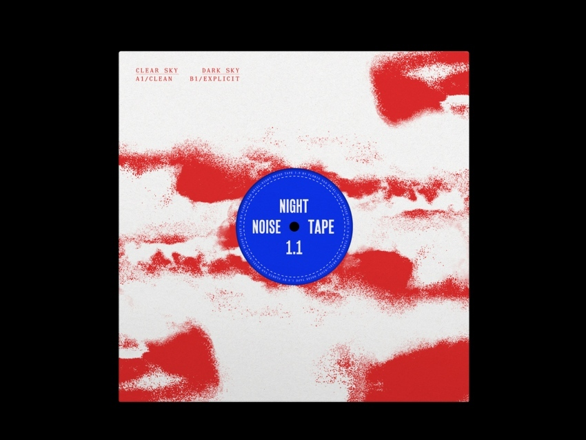 Floris van Driel – Graphic Design / Night Noise Tapes