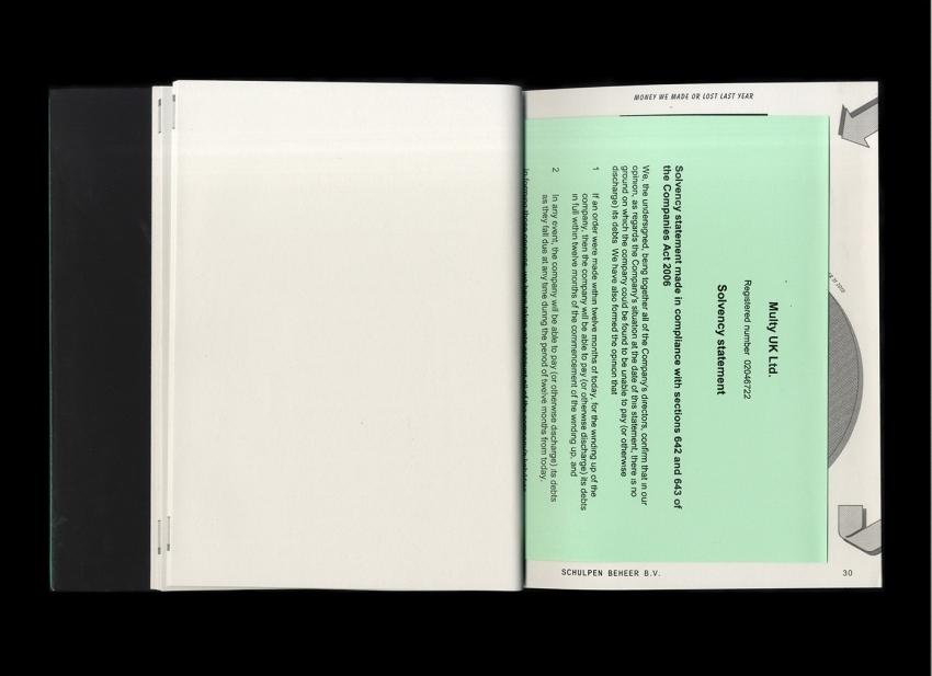 Floris van Driel – Graphic Design / Schulpens Schuim