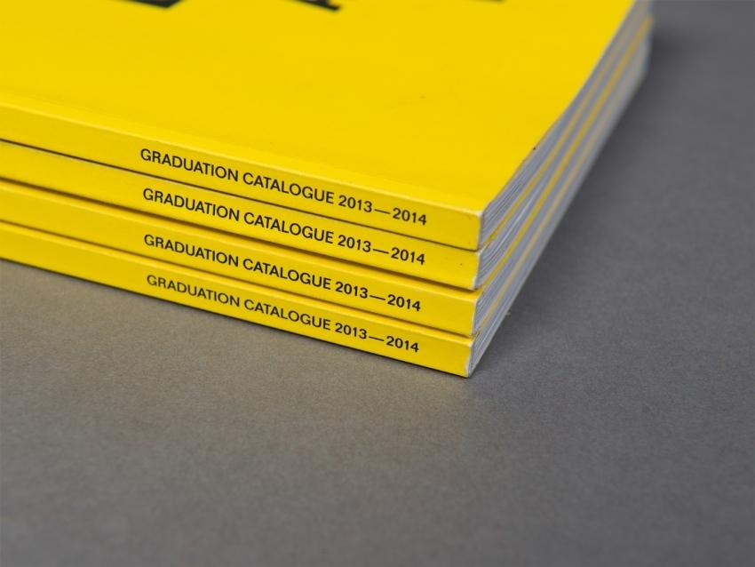 Floris van Driel – Graphic Design / Break Catalogue