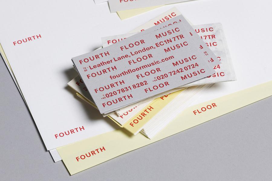 Fourth Floor Music - OK-RM