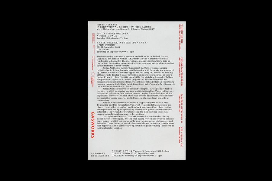 Gasworks - OK-RM