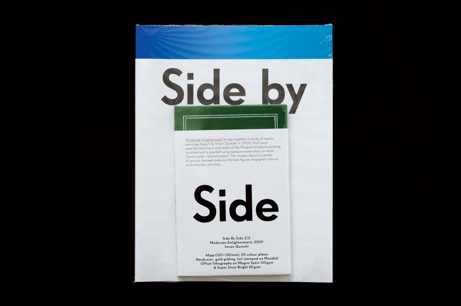 Side by Side, Imran Qureshi - OK-RM