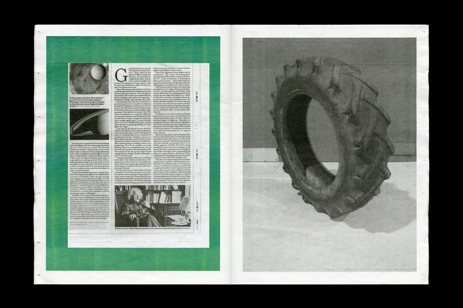 The Independent, Damián Ortega - OK-RM
