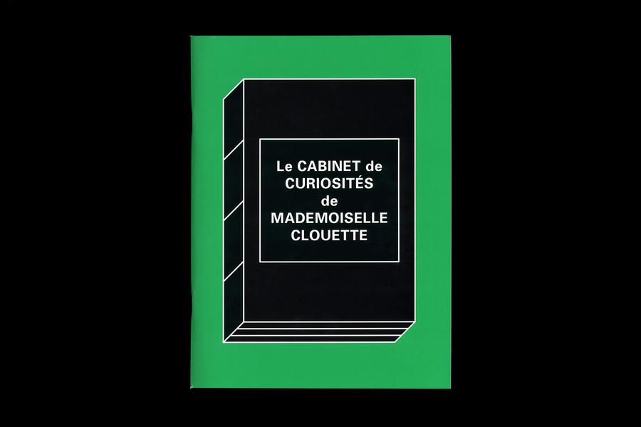 Le Cabinet de Curiosités de Mlle Clouette - OK-RM