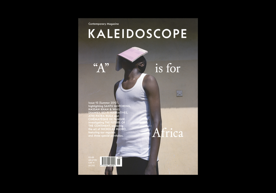 Kaleidoscope Issue 15, A is for Africa - OK-RM