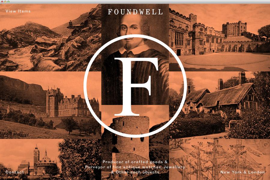 Foundwell, Visual identity - OK-RM