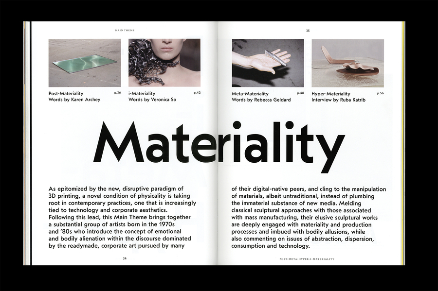 Kaleidoscope Issue 18, Post-i-Meta-Hyper-Materiality - OK-RM