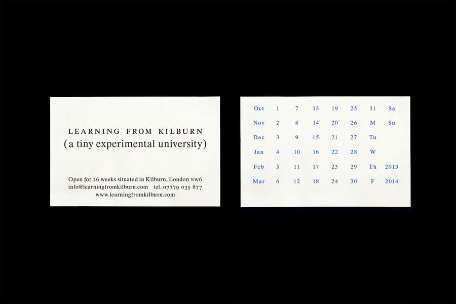 Learning from Kilburn - OK-RM