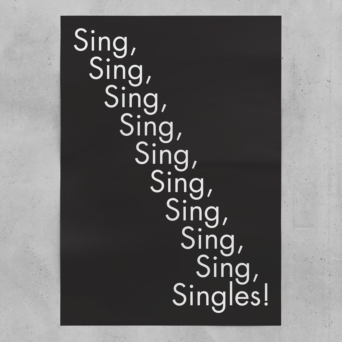 Sing, Sing, Singles (With A Swing) - Jaemin Lee