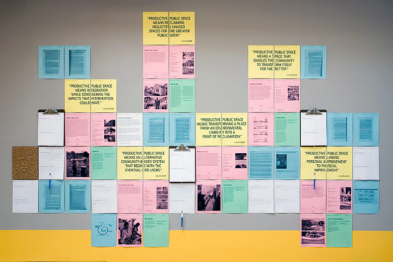 Project Projects — Productive Posters
