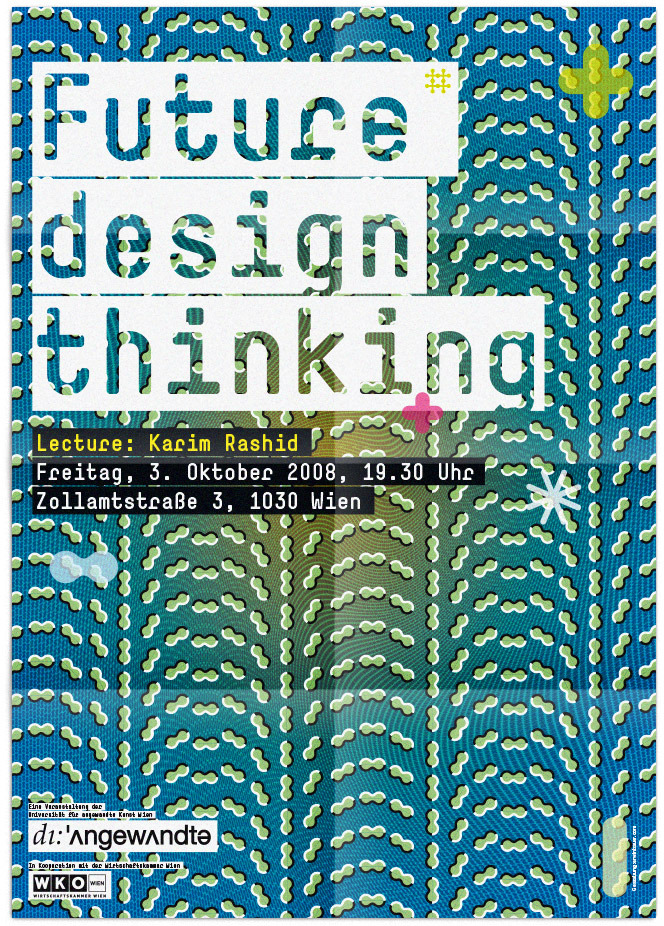 Future design thinking - Manuel Radde — Graphic Design