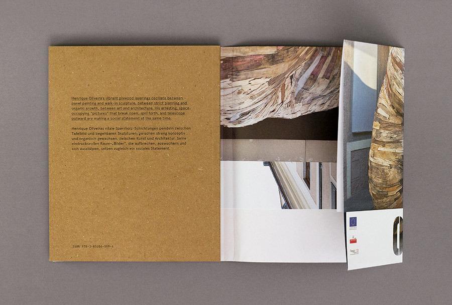 Henrique Oliveira – Urban Skin - Manuel Radde — Graphic Design