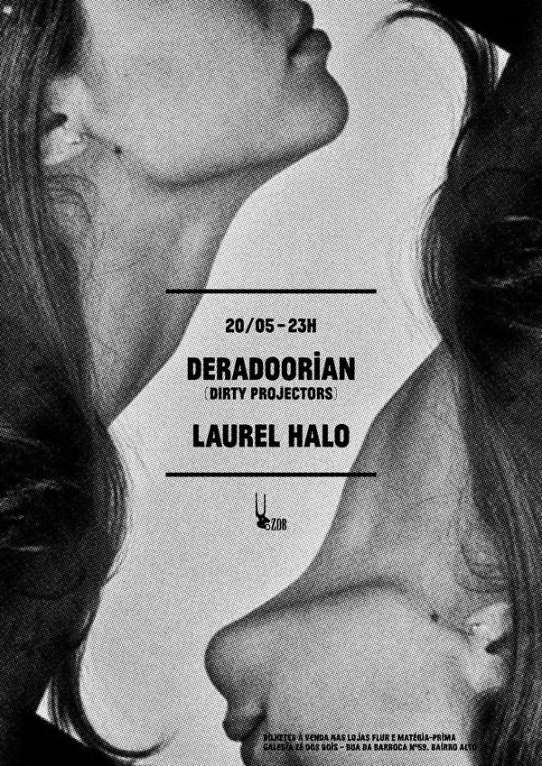 ZDB: Deradoorian & Laurel Halo – Raquel Pinto