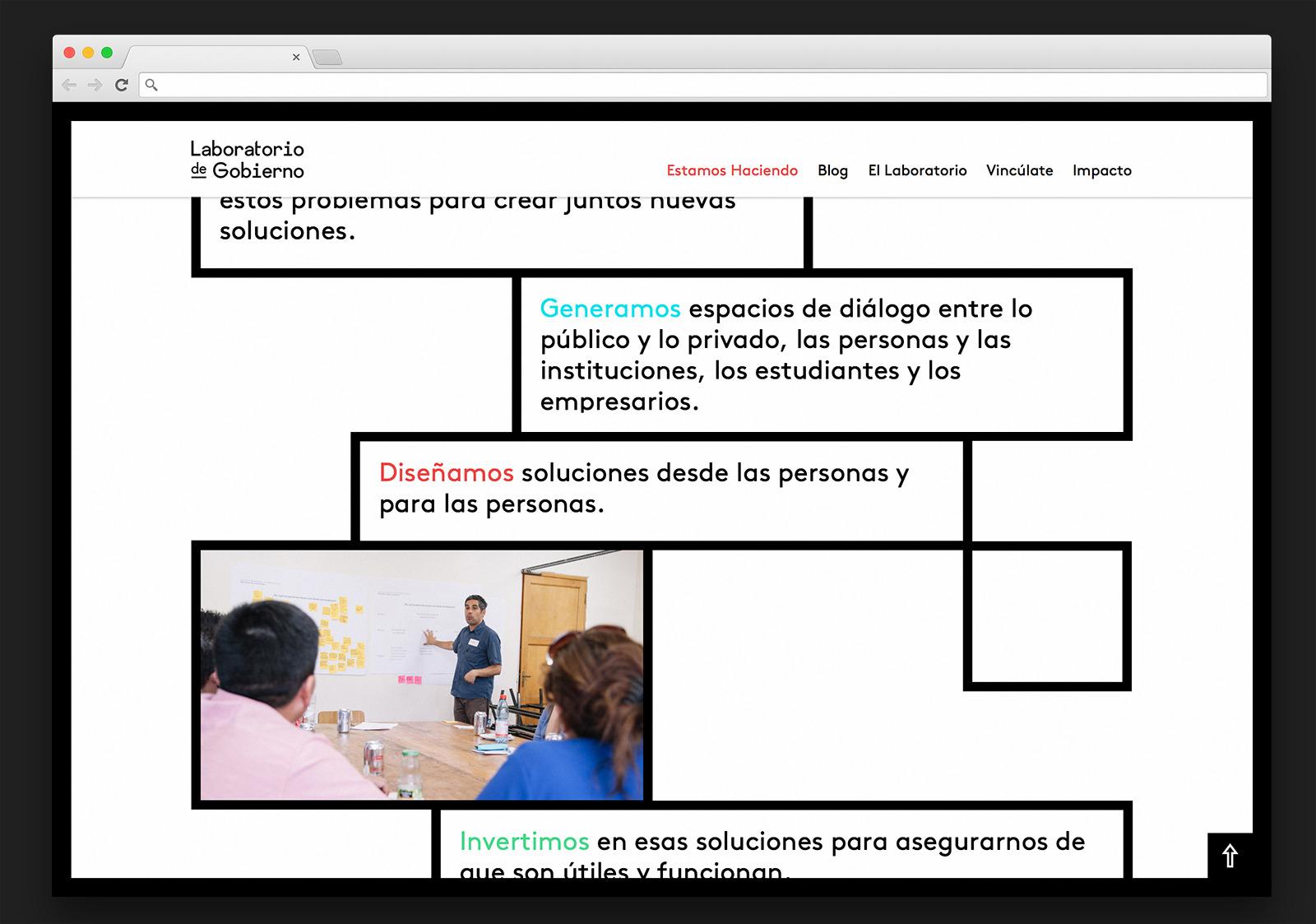 Laboratorio de Gobierno — Cristian Ordóñez
