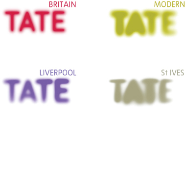 Newlyn - Tate – A custom typeface for Britain's national museums of art.