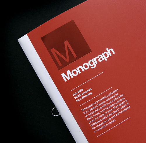 All sizes | Creative Review July Monograph 1 | Flickr - Photo Sharing!