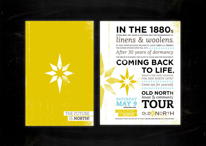 Almanac | Our Work :: Old North St. Louis Restoration Group Brand/Identity Development