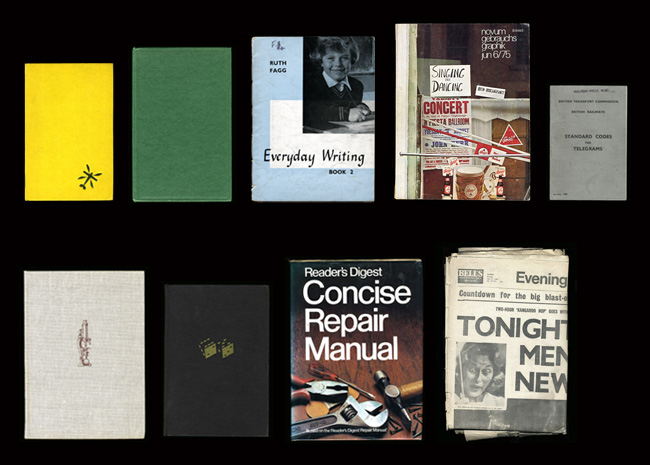 Colophon - Source Publications