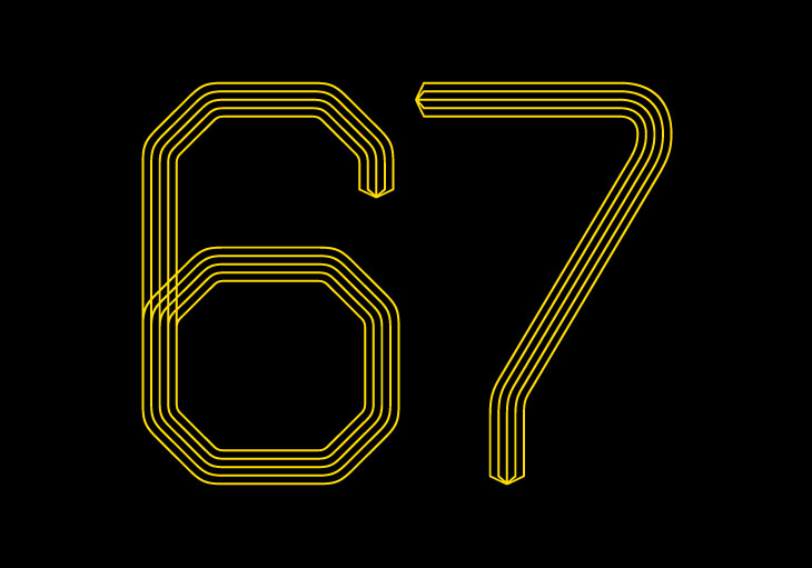 67/69 Turnmill Street - Full Branding | Mammal