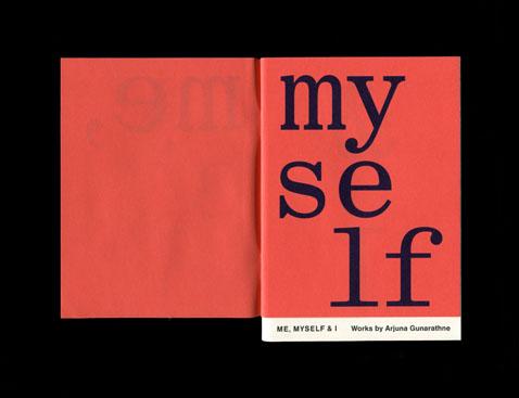 Me, Myself & I, Arjuna Gunarathne | OK-RM