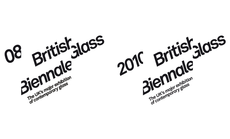 Mytton Williams Brand & Design - British Glass Biennale