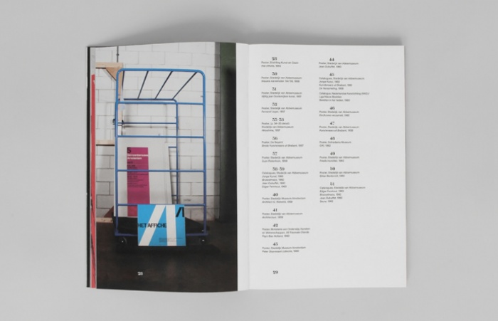 Unit Editions — Wim Crouwel - Catalogue, Cover No.1 (Unit 04)