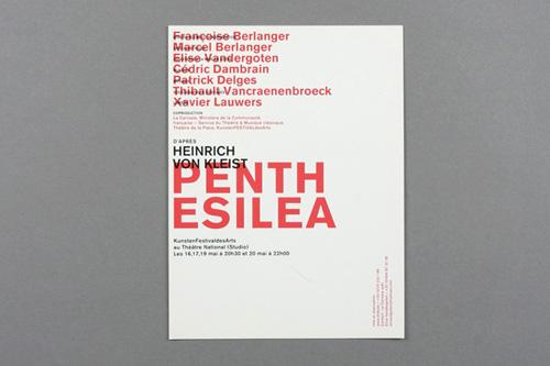 Penthesilea | Salutpublic
