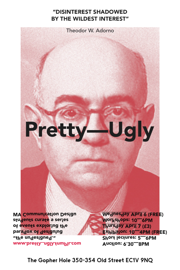 manystuff.org — Graphic Design daily selection » Blog Archive » Pretty—Ugly