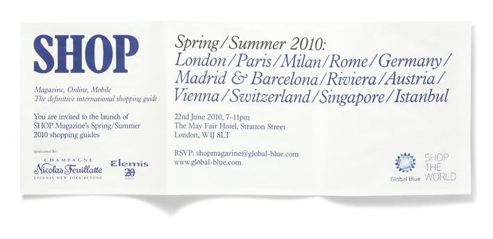 SHOP Summer Party « Studio8 Design