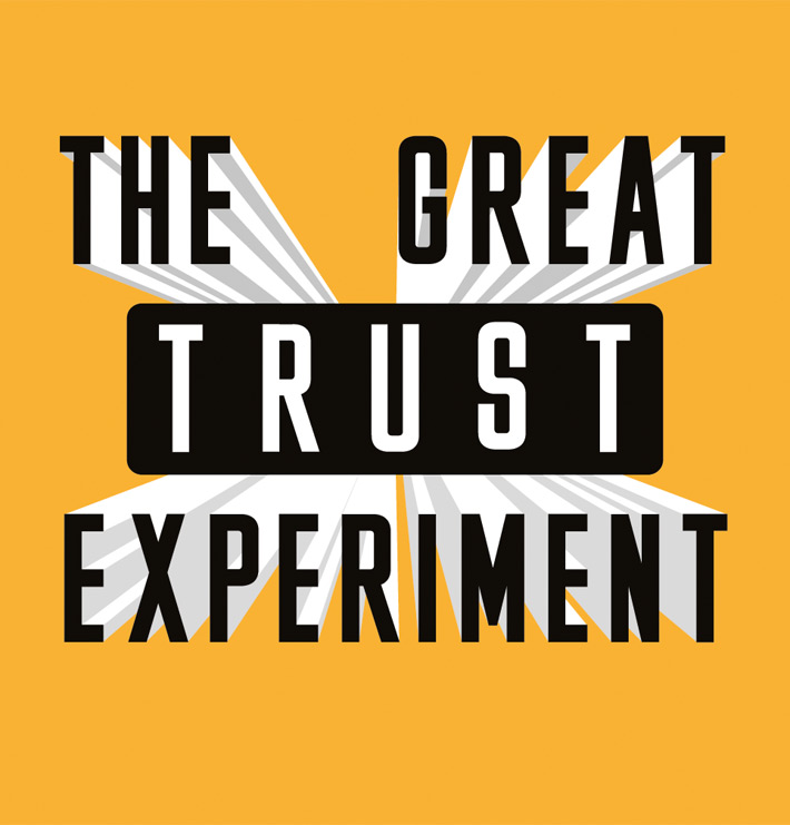 Wired Magazine: The Great Trust Experiment « Studio8 Design