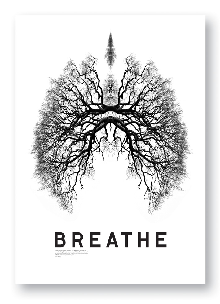 Breathe poster « Studio8 Design