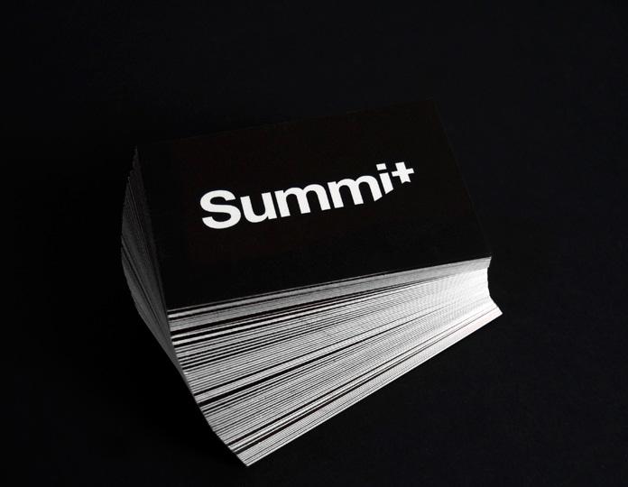 Joey Teehan Graphic Designer Dublin: Summit Conservation