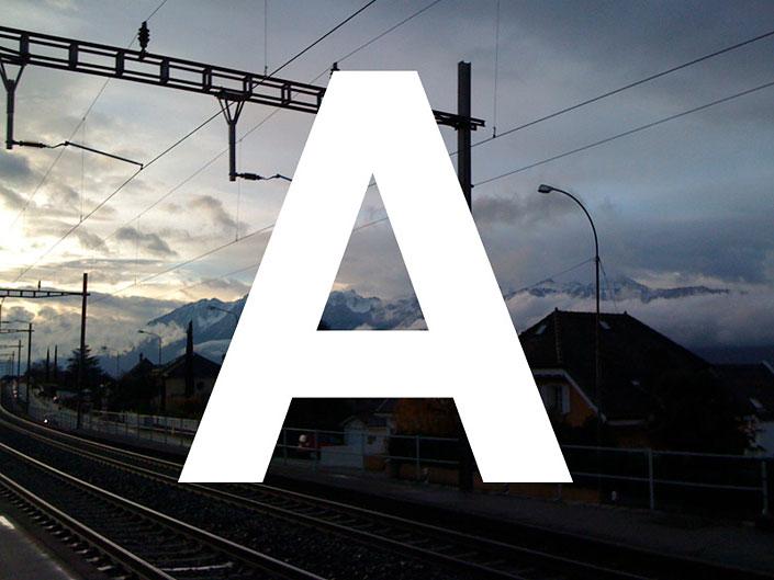 b+p swiss typefaces - Blog