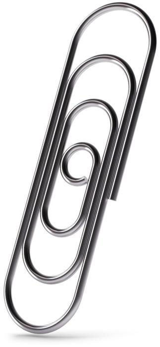 Skrepkus paper clip