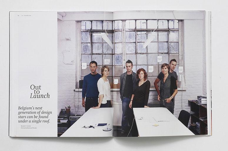 I.D. Magazine - November 2006