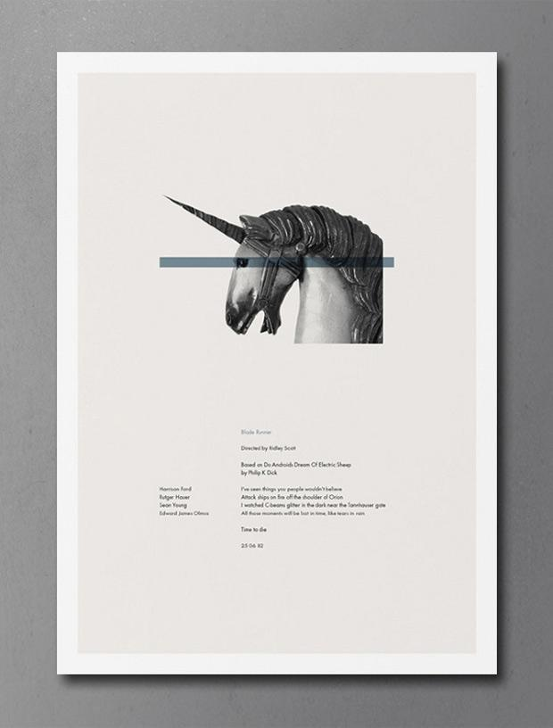 Modern Design Blog posters and other modern designs from the portfolio of  daniel gray