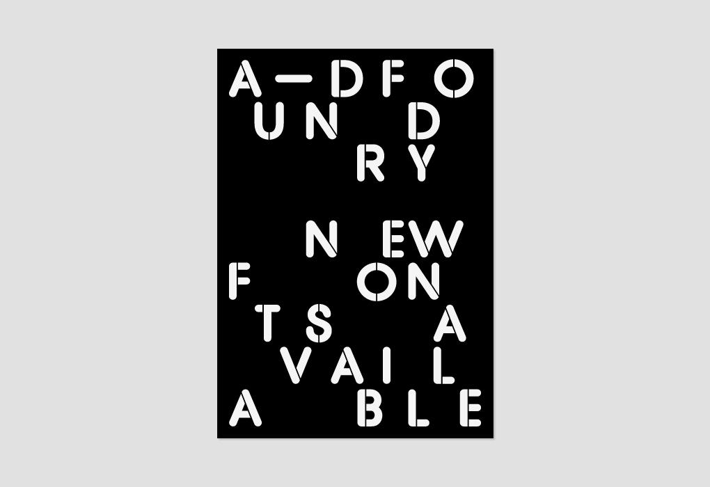 Family +44 7595 746 785 | a—d Foundry (Print)