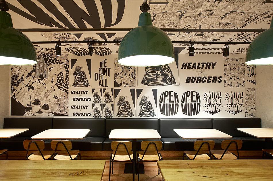 Fabio Ongarato Design | Grill'd