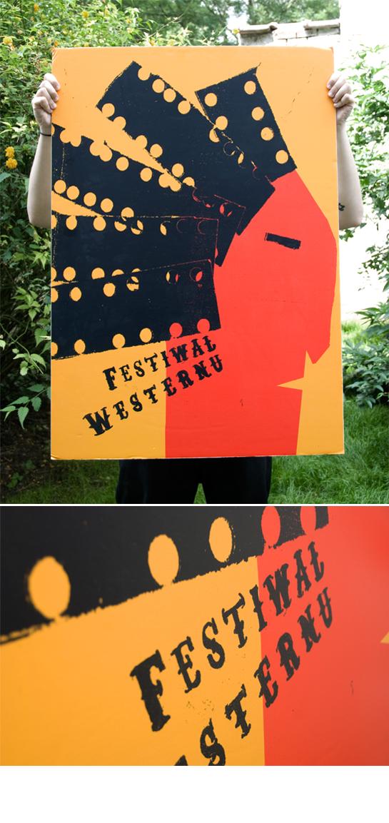 Work, Festiwal Westerno : Stoëmp - graphic design studio